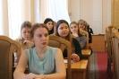 Встреча студентов с руководителями районных больниц